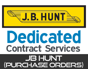 JB Hunt Purchase Orders